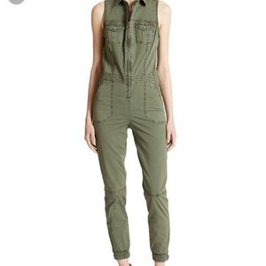 GUESS MILITARY JUMPSUIT